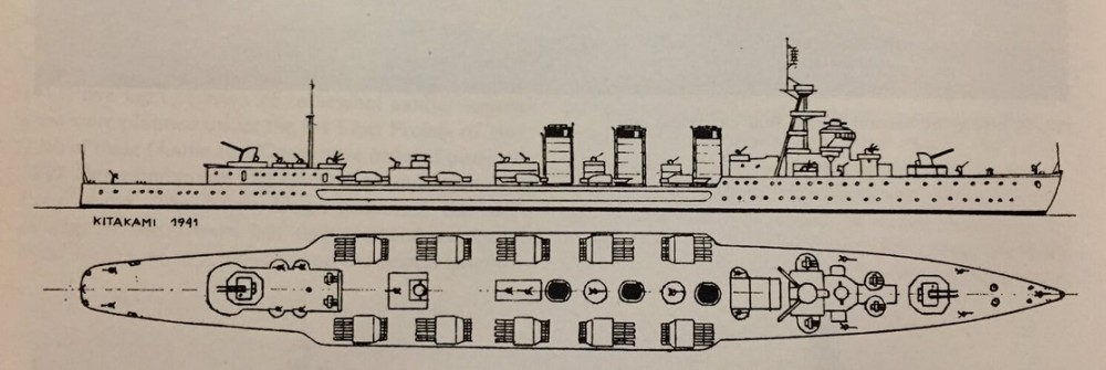 IJN Torpedo Cruisers: Kitakami & Oi – Fair Winds & Following